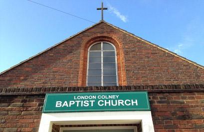 london colney baptist churce